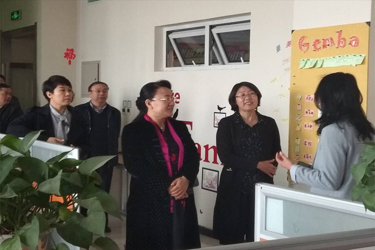 杨伟坤副市长等领导一行到河软必威体育手机app产业园调研